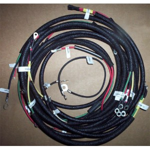 Topper wiring harness 1962 up A, AH,AU compete wiring harness set