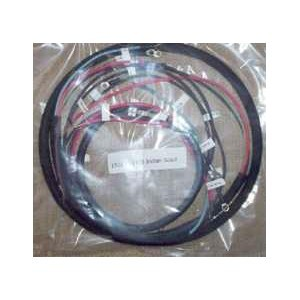 [FPER_4992]  1932 to 1937 Indian Standard Scout Wiring Harness | Scout Wiring Harness |  | Cotton Braided Wire