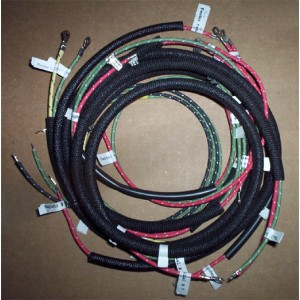 harley super10btbtubth wiring harness 1960 to 1965 harley hummer super 10 , scat , pacer 1960 to 1965 Harley Wiring Harness Diagram at love-stories.co