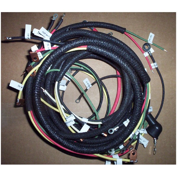 harley servicar 1964 and 1965 with altenator and starter 12 volt 1964 and 1965 harley servicar with altenator and starter 12 volt Harley Wiring Harness Diagram at love-stories.co