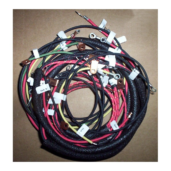 harley vvlvlh rrlrls 1931 to 1935 wiring harness 1931 to 1935 harley v,vl,vlh, r,rl,rls wiring harness Harley Wiring Harness Diagram at love-stories.co