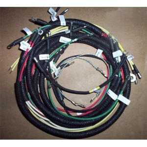 [WLLP_2054]   Indian 149 249 vertical warrior arrow wiring harness | A Wiring Harness India |  | Cotton Braided Wire
