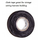 cloth braided tar tape one roll