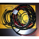 Excelsior Super X 1929 to 1931 cotton braided wiring harness.