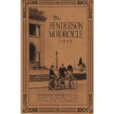 1913 Henderson manual B Model
