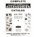 1936 Harley Accessories Catalog