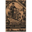 1932 Harley Accessories Catalog, reproduction