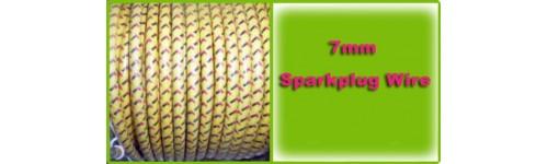 cotton braided sparkplug wire - CottonBraidedWire.com