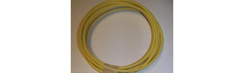 14 gauge cotton braided wire