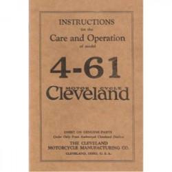 Cleveland 4-61 Instructions...