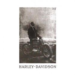 1914 Harley Promotional...