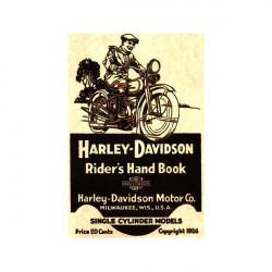 1926 Harley Single...