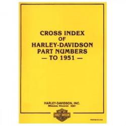 1951 Issued, Harley Cross...