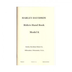 1952 Harley K Model Riders...