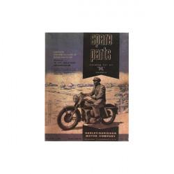 1952 to 1956 Harley K...