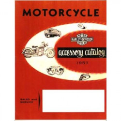 1957 Harley Accessories...