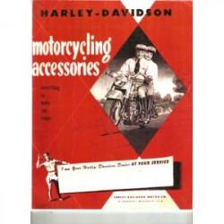 1949 Harley Motorcycling...