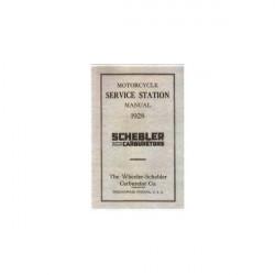 1928 Schebler carburetors...