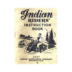 1937 Indian Riders...