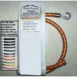 Early Harley single plug...