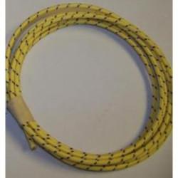 16 gauge Yellow with Black...
